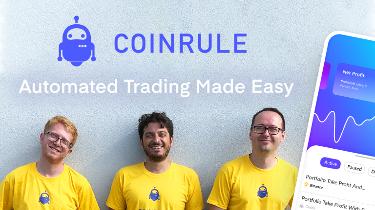 Coinrule Fundraises $700k to Expand Automated Trading to Tokenised Stocks